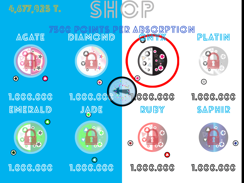 PICI Shop Screenshot