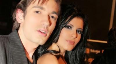 Дамян Попов с Анелия