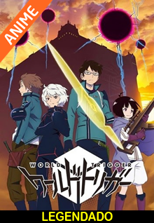 Assistir World Trigger Legendado Online