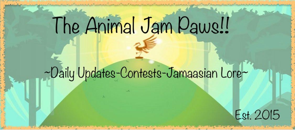 The Animal Jam Paws