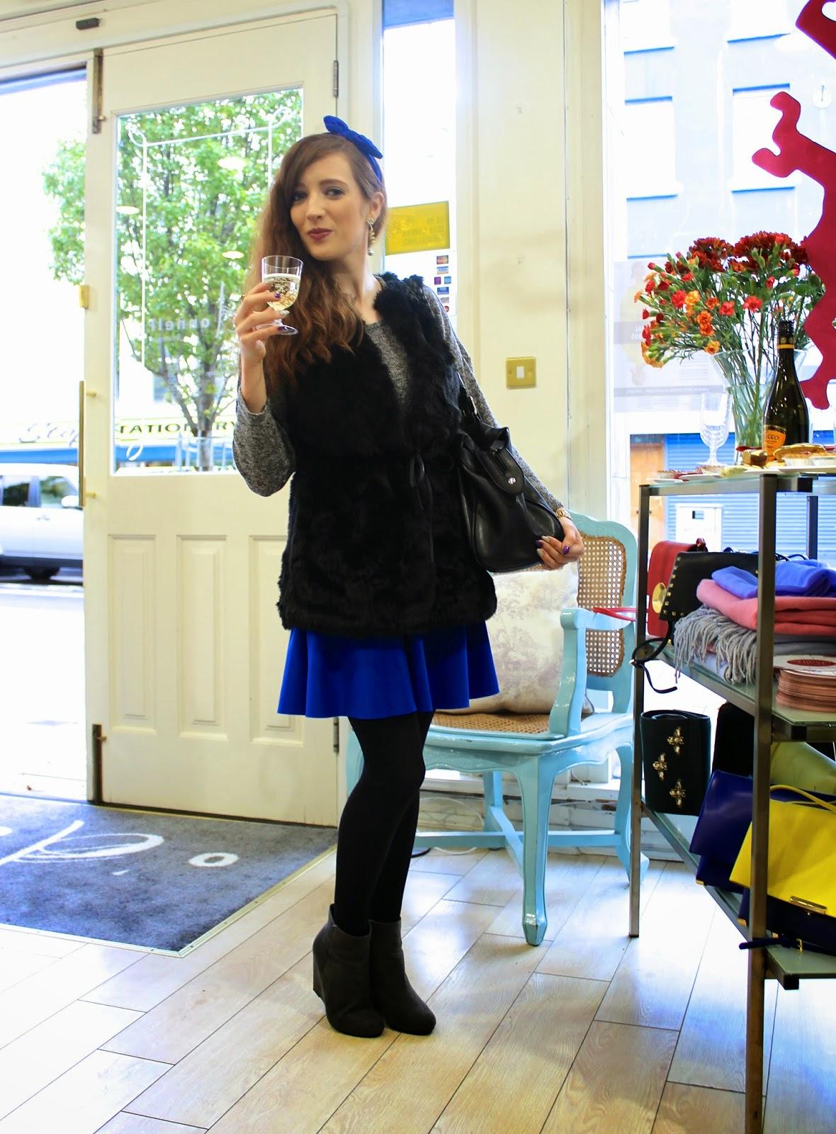 Bec boop fashion blogger limerick