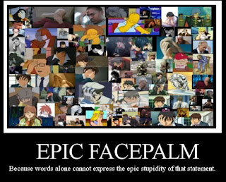 Epic Facepalm