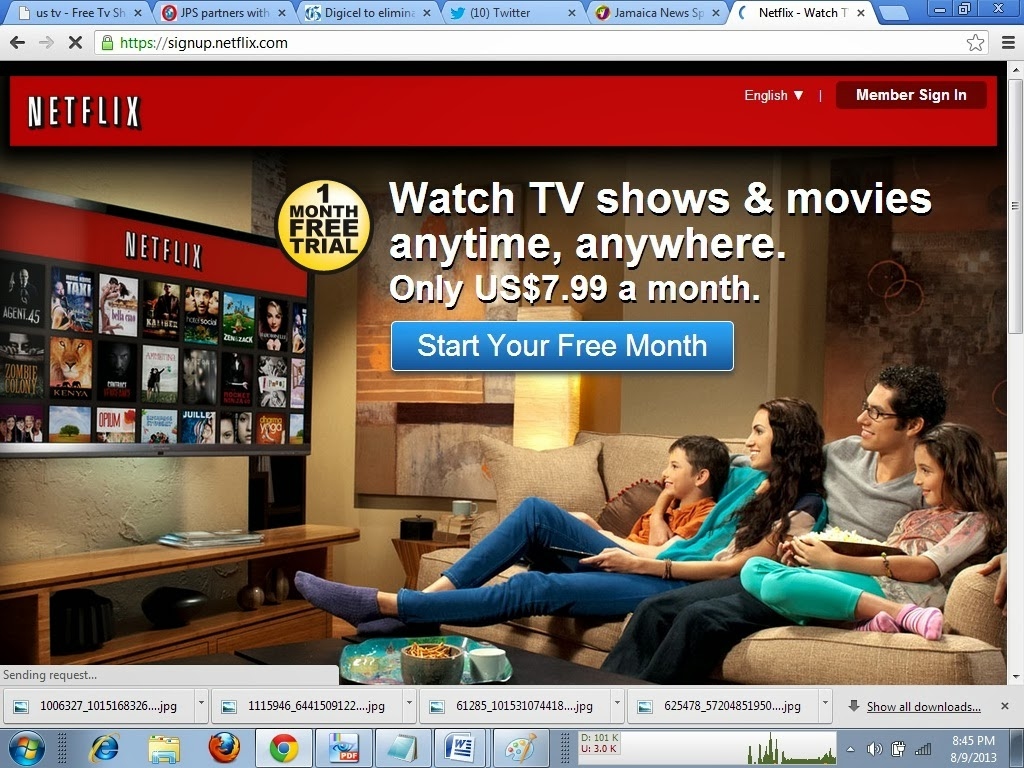 My Thoughts On Technology And Jamaica How To Find Free TV Online - Us zip code for hulu