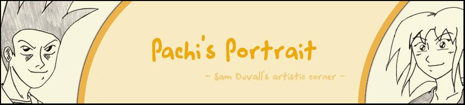Pachi's Portrait