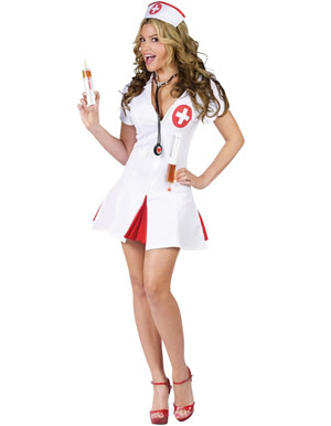 Fotos de Modelos de Fantasias de Enfermeira