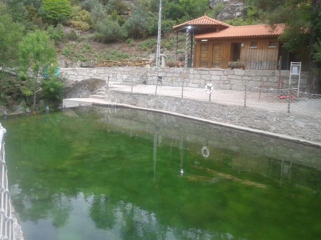 Piscina Fluvial da Caniça