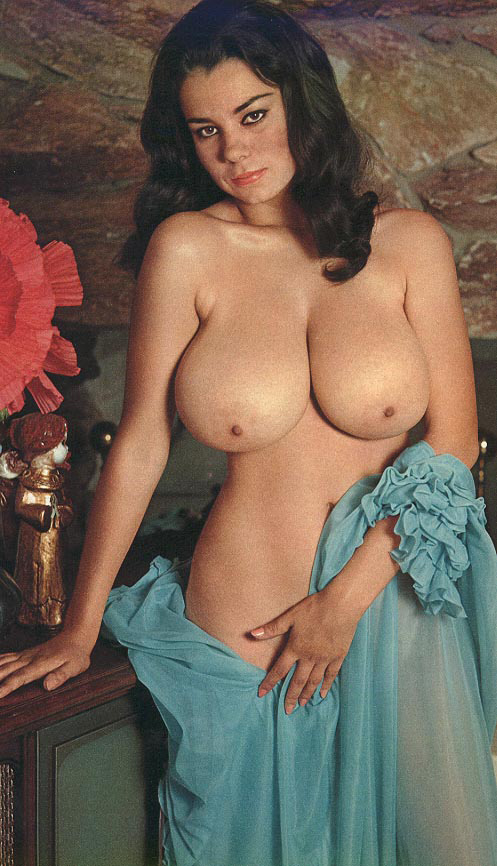 naked woman with large breasts