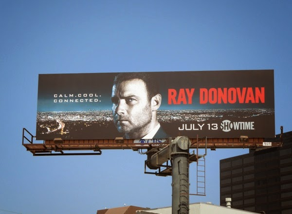 Ray Donovan season 2 Showtime billboard