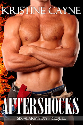 Aftershocks (Six-Alarm Sexy, Prequel on Amazon