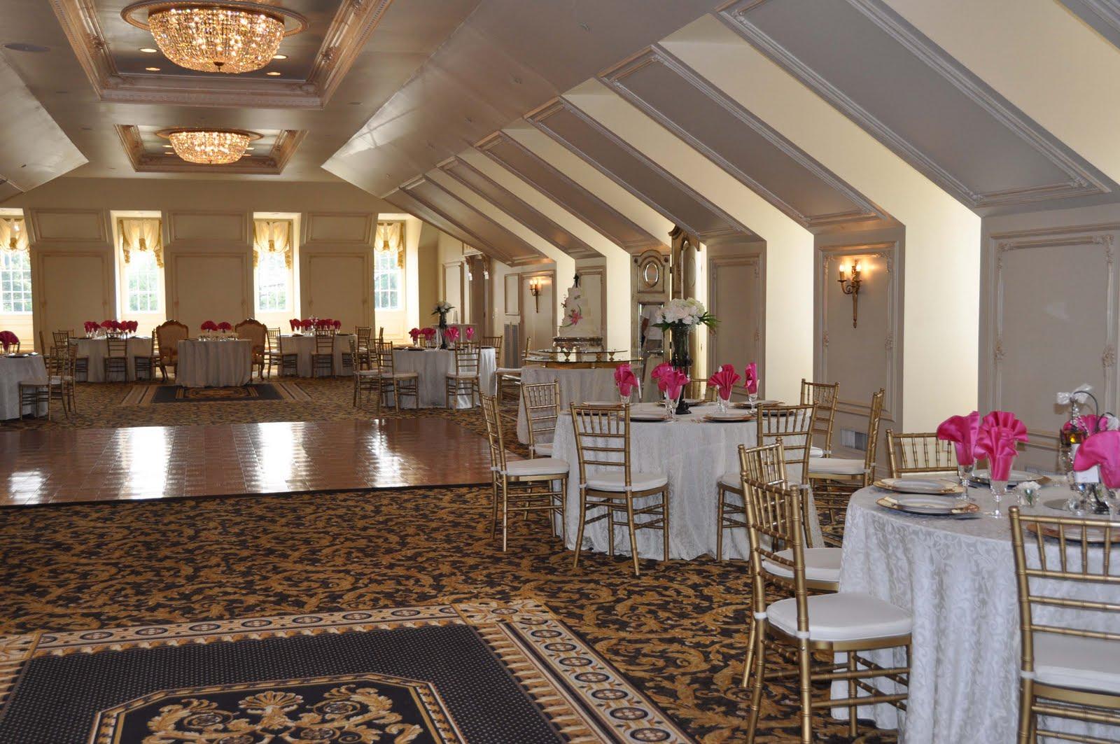 Ksenia and Errol\'s Wedding at The Halls and Gardens at Landmark 8/4 ...