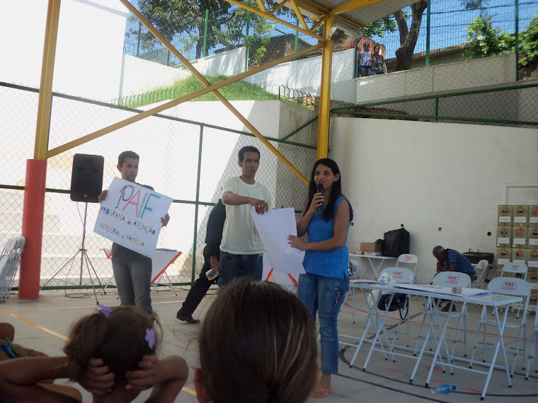 Patrícia Neves -coordenadora geral dos Cras no municipio