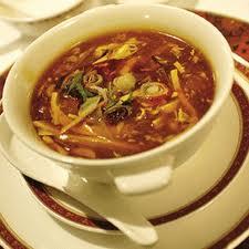 Resep Masakan Sup Asam Manis