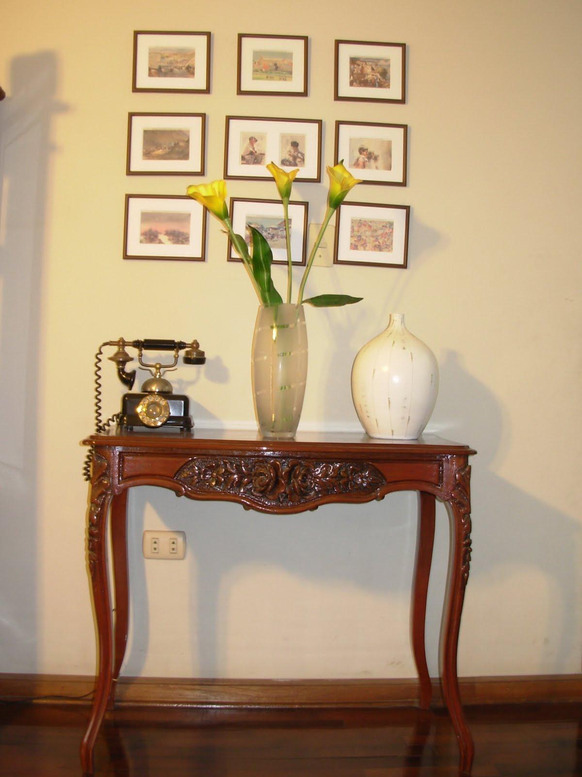 Mujer hoy ideas pr cticas para la decoraci n c mo - Como colocar cuadros ...