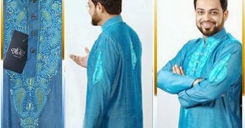 Aamir Liaquat Kurta Black