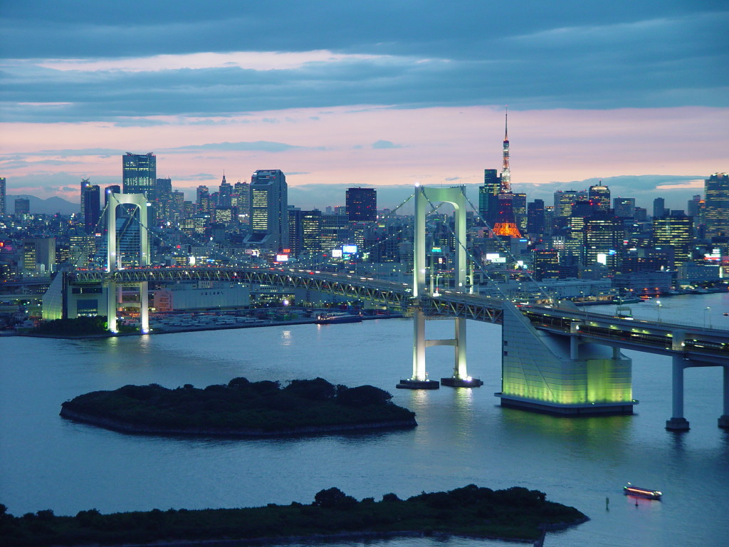 Tokyo capital and most popular city of japan world for Visit tokyo