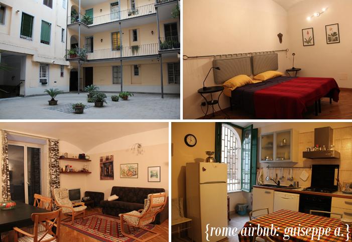 Airbnb: Giuseppe A., Rome,