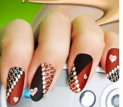 fancy nail designs