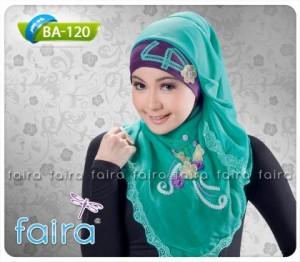 hijab terbaru 2012