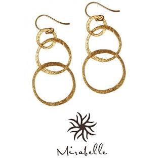 Kate Middleton wore MIRABELLE Gina Earrings