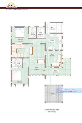 New Home Plans 213 Square Meters (2302 Sq. Ft)