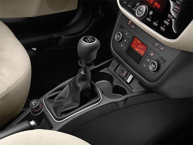 novo Fiat Linea 2014 cambio