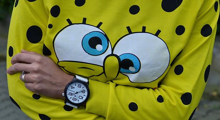 orologio diadora bianco