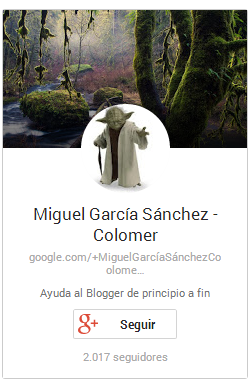 Miguel García Sánchez - Colomer