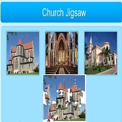 Church Jigsaw Puzzle Game