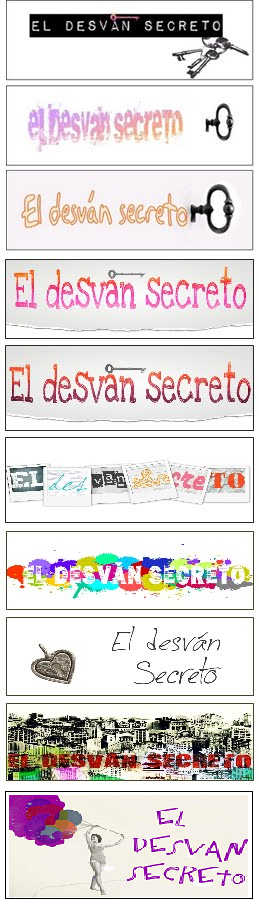 Cabeceras de El desván secreto