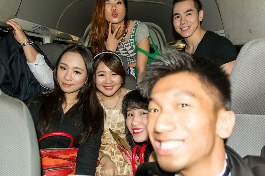 Experience on the Party of the Century Empire City, Damansara Perdana