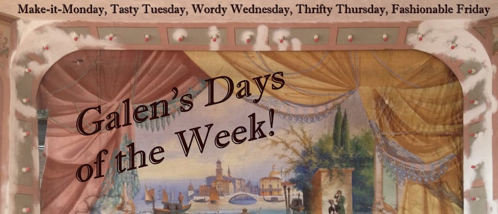 Galen's Days of the Week