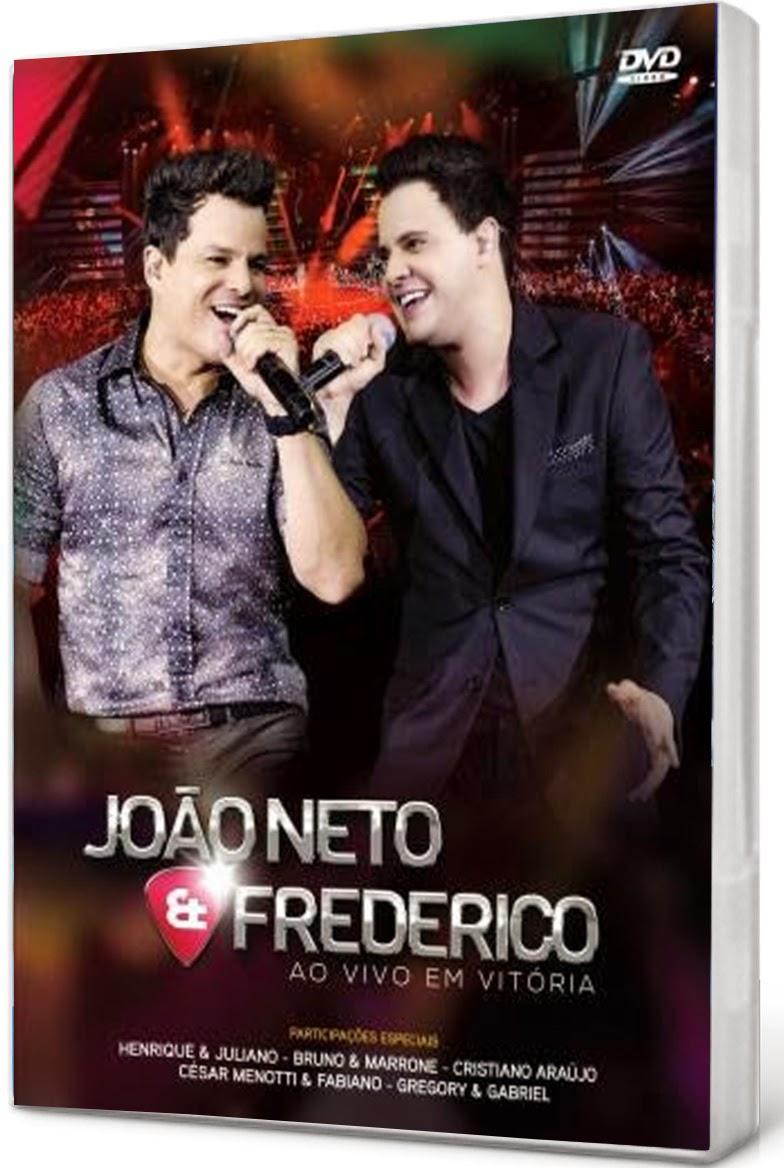 João Neto & Frederico Ao Vivo em Vitória DVDRip XviD 2014
