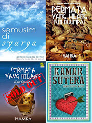 Buku Karangan Hamka Keretamayat (RM25)