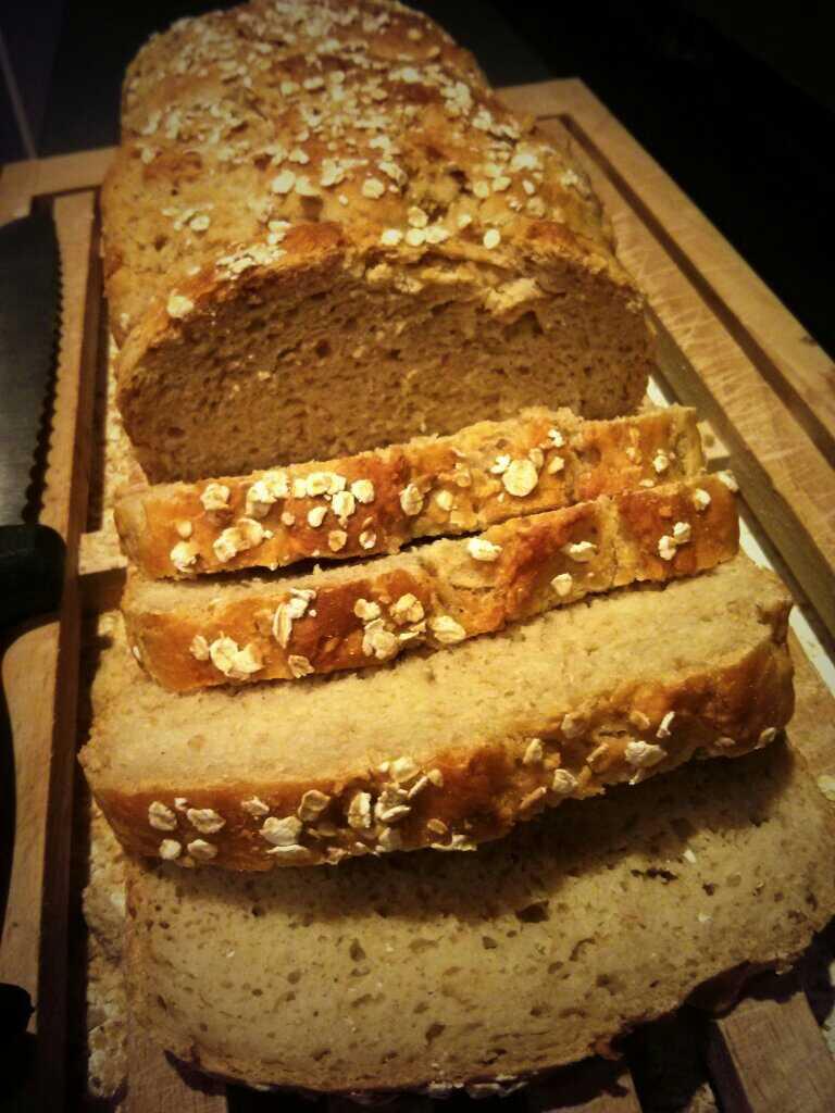 Une perruche en cuisine pour un pti d j r ussi pain for Congeler du pain de mie