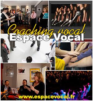 Coaching vocal entreprises Paris