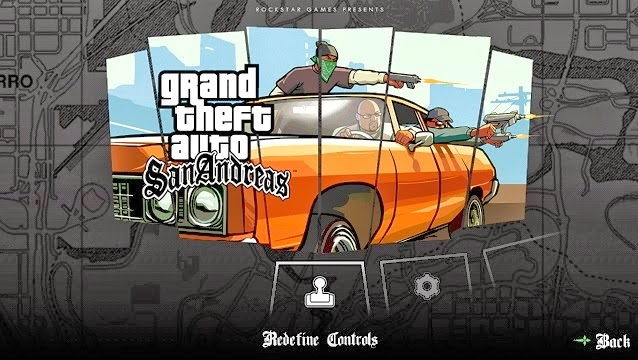 GTA San Andreas Android [APK-SD Data]