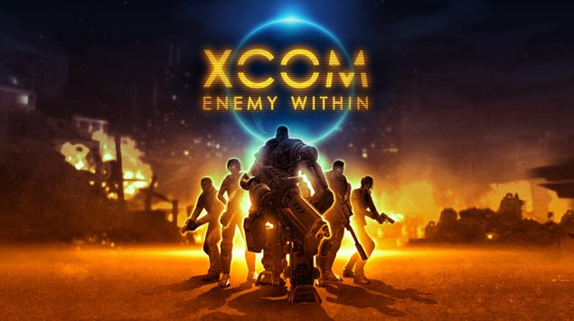 XCOM Enemy Within Apk + Sd Data Files Free Download