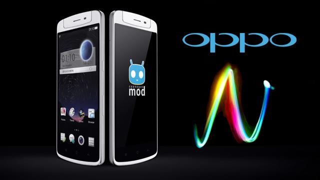 Tema OPPO Smartphone