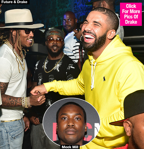 Drake Slams Meek Mill On New Mixtape: 'Hats Off For A Solid Effort' - Hollywood News