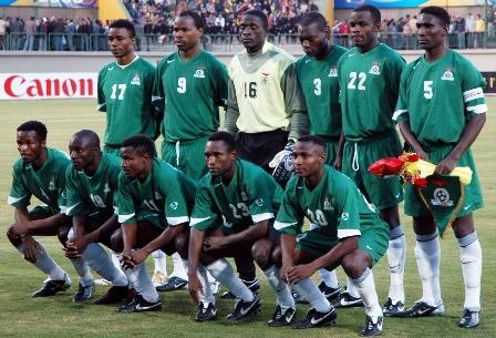 Zambia National Football Team