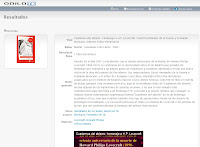 Registro de un e-book con OdiloTK