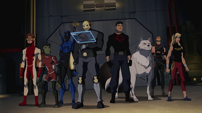 Arsenal Young Justice: Invasion