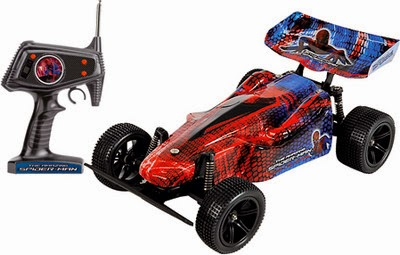 Flipkart: Buy Disney Majorette Spiderman Web Rage Xtreme at Rs. 2550 only