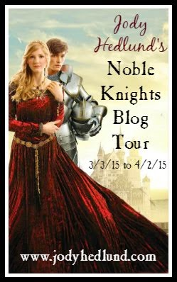 Noble Knight Blog Tour