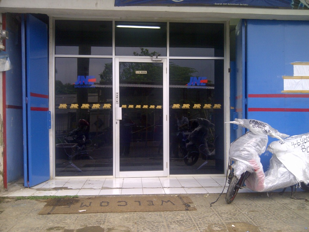 Cash Counter Cabang Terminal Banjar