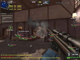 Cheat Point Blank Terbaru 9 Juli 2012