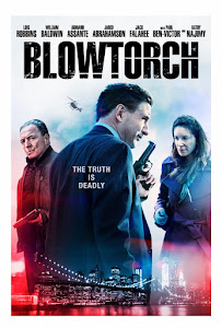 Blowtorch Poster
