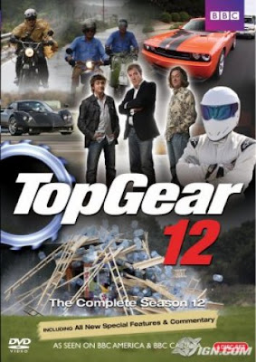 Caratula de Top Gear at the Movies
