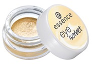 essence illuminating 01 pineapple eye sorbet eyeshadow lidschatten yellow