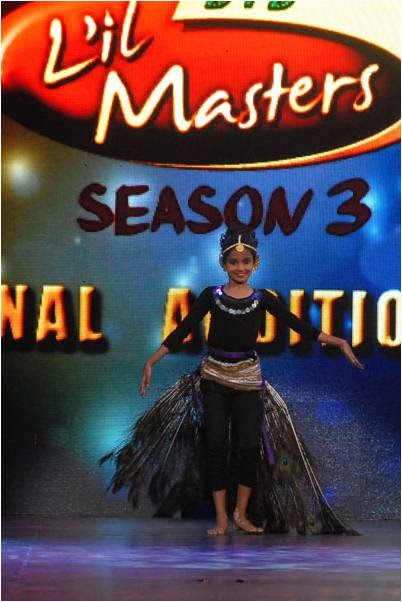 Performance in final audition of DID Little Masters in Season 3